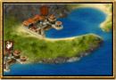 Скриншот из игры Grepolis - Карта